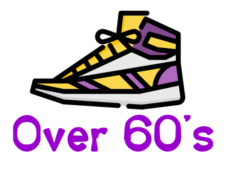 Over 60's logo