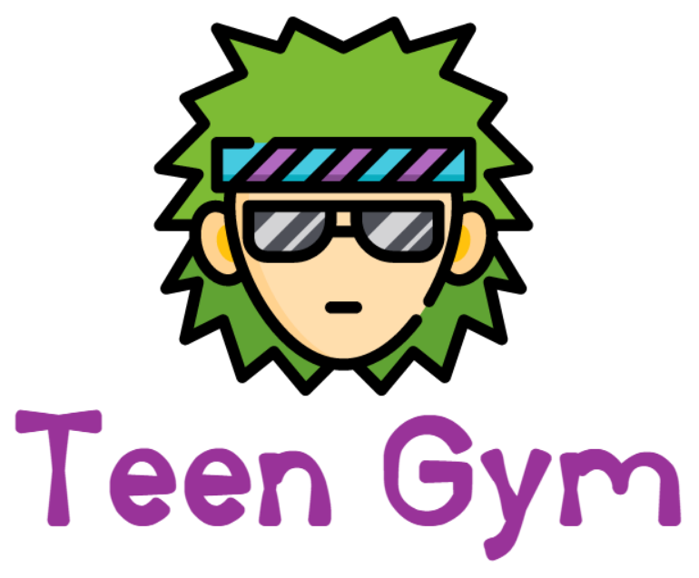 Teen Gym logo